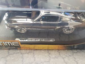 Jada 1:18 shelby gt-500 for Sale in Tracy, CA
