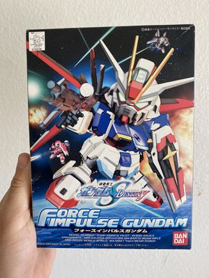 BANDAI BB Bandai Hobby BB#280 Force Impulse Gundam, Bandai SD Action Figure brand new from japan for Sale in San Diego, CA