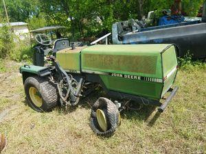 John deere compact tractor for Sale in Niederwald, TX