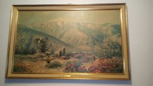 Robert Wood painting for Sale in Fremont, CA