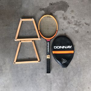 Donnay Tennis Racket for Sale in San Tan Valley, AZ