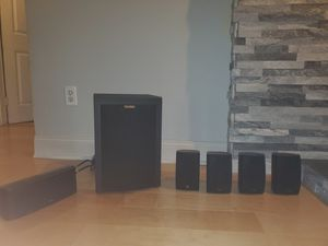 POLK AUDIO SISTEM for Sale in Fort Washington, MD