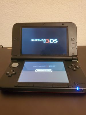 Nintendo 3DS XL RED for Sale in BROOKSIDE VL, TX