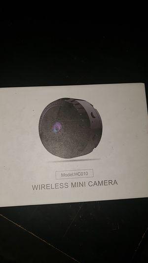 Model: HC010 Wireless Mini camera for Sale in Murfreesboro, TN
