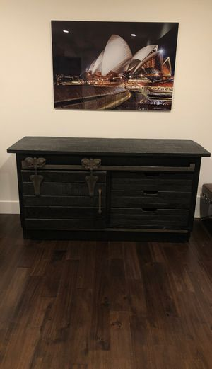 Arhaus TV Console for Sale in Midland, MI