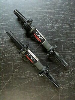 """Pair 1"""" dumbbell handles, new for Sale in Fresno, CA"""