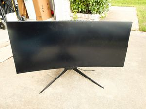 "Alienware 1900R 34"" curved monitor - $375 for Sale in Austin, TX"