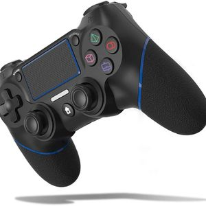 PS4 Controller, Wireless Controller for Playstation 4 with Speaker/Gyro/HD Dual Vibration/Touch Panel/LED Indicator Pro Controller Gamepad for PS4/Sli for Sale in Brooklyn, NY