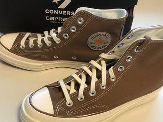 Converse Chuck 70 Hi x Carhartt WIP — Sizes 9 And 9.5 for Sale in Alexandria,  VA