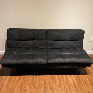 Black Futon $65 OBO for Sale in Atlanta, GA