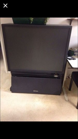 Big screen tv in good working condition for Sale in Caledonia, MI