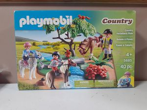 PLAYMOBIL #5685 Country Horseback Ride - New Factory Sealed for Sale in Grand Rapids, MI