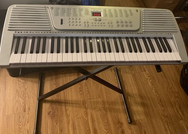 Elegance JC-618 Electronic Keyboard