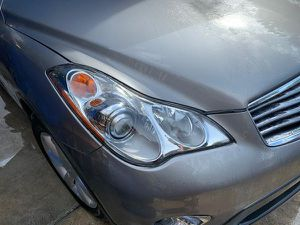 2008 2009 2010 2011 2012 INFINITI EX35 RIGHT PASSENFER SIDE HALOGEN HEADLIGHT for Sale in Fort Lauderdale, FL