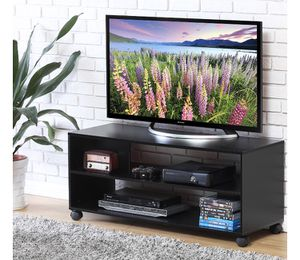 FITUEYES Wood TV Media Stand TV Storage for 32-65 inch flatscreen TV A10-9144 for Sale in St. Louis, MO