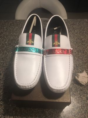 White Gucci shoes for Sale in Holiday, FL
