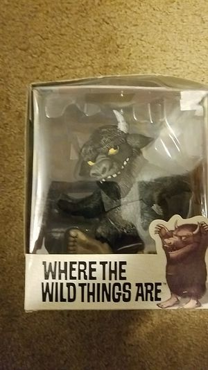 McFarlane Toys Where The Wild Things Are Series - Bernard Figure for Sale in Tacoma, WA