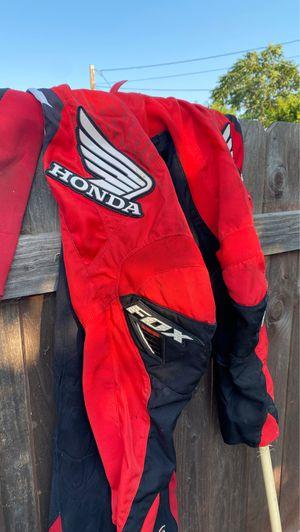 Honda Mx motorcycle gear pants for Sale in San Diego, CA