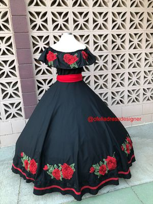 Quinceanera Mexican Dress for Sale in Riverside, CA