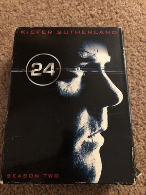 24 - Season 1 DVDs - Complete In Box for Sale in Victoria, TX