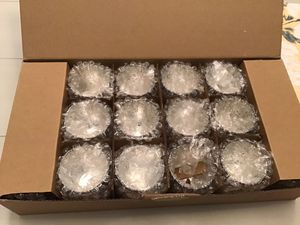 Brand New Volens Votive 40-Count Silver Tealight Candle Holders for Sale in Goodlettsville, TN