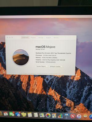 MacBook Pro 13 inch for Sale in Miami, FL