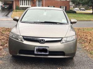 2007 Honda Civic Hybrid for Sale in Alexandria, VA
