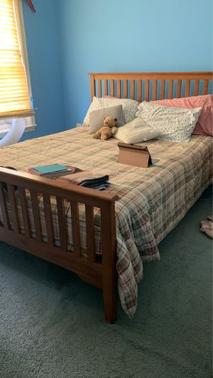Bed frame for sale for Sale in Accokeek, MD