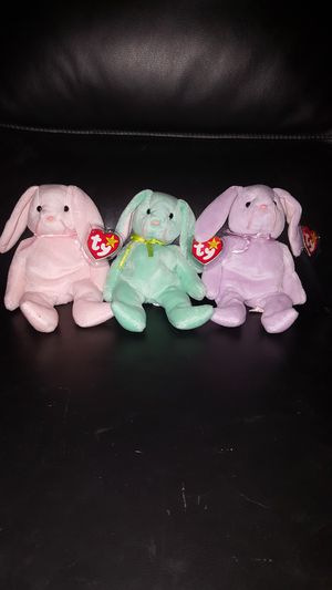 Ty Beanie Babies. Bunny collection for Sale in Santa Ana, CA