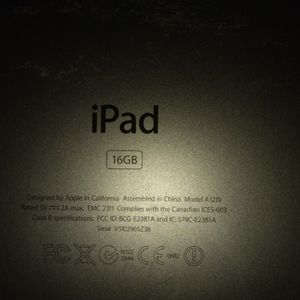 iPad Used But Wiped Clean for Sale in West Valley City, UT