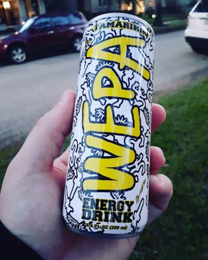 Try 20 Cans of Wepa Energy Drink - A Local Family Company for Sale in TEMPLE TERR, FL