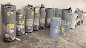 A/O Smith ⚡️Electric⚡️ AND ⛽️Gas⛽️ Water Heaters S23 for Sale in Houston, TX