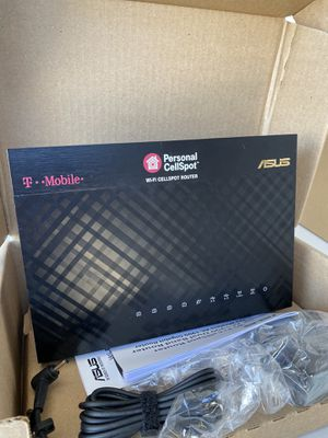 WiFi Router AC68U for Sale in San Tan Valley, AZ