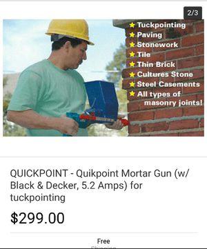 Pistola de mortero for Sale in Alexandria, VA