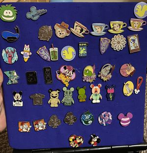 Pick any 5 Disney Pins for $20 for Sale in Anaheim, CA