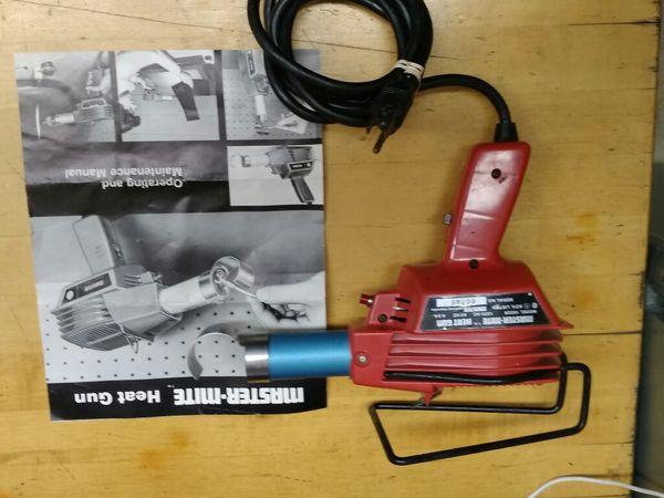 $49.99 - Master-Mite Heat Gun (mod.10008)