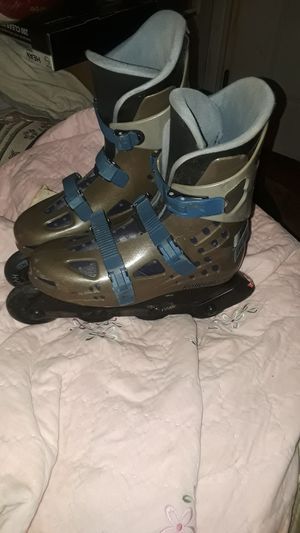 Theres 2 pars of Rollerblades for Sale in Lexington, KY