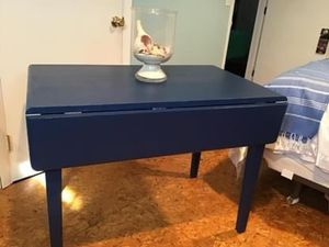 Blue Table for Sale in Fairfax, VA