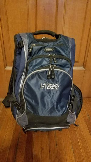 Laptop Backpack very good condition lots of pockets and Extras $5 firm for Sale in Elgin, IL