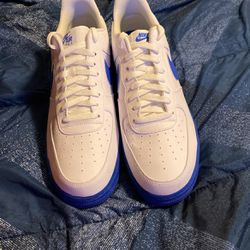 Blue And White Air Force 1 for Sale in Happy Valley,  OR
