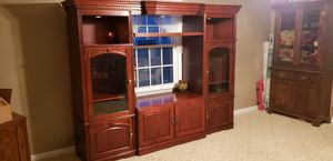 Entertainment console for Sale in Christiansburg, VA