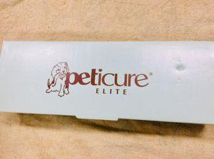 Peticure elite for Sale in Detroit, MI