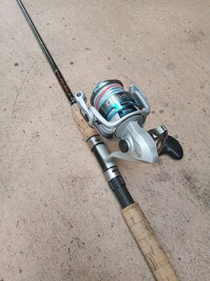 Mint Cabo 40 reel with star rod for Sale in Pembroke Pines, FL