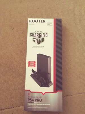 Ps4 charging stand for Sale in Sudley Springs, VA