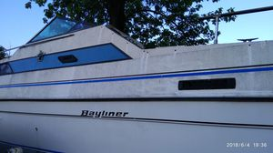 1978 Bayliner Victoria 27ft Boat*FREE* for Sale in Bowie, MD