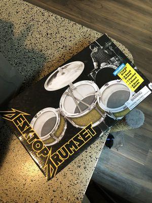 Desktop drum set for Sale in San Antonio, TX