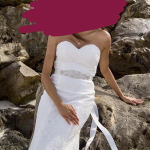 Beautiful Wedding Dress for Sale in Tampa, FL