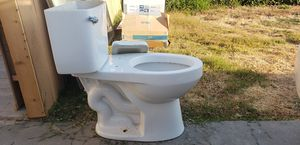 Free elongated toilet by Pegasus for Sale in Oceanside, CA