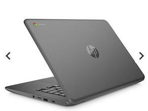 "HP Chromebook 14"" AMD A4 32GB Touchscreen Laptop for Sale in Gilbert, AZ"