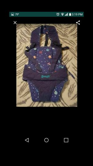 Snugli Infant Baby Carrier for Sale in Bedford, OH